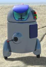 Il Robottino C-Zap